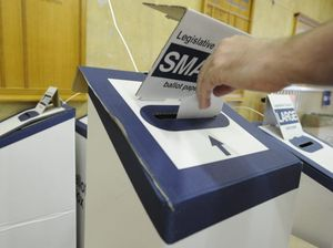 Does compulsory voting limit our election choices?