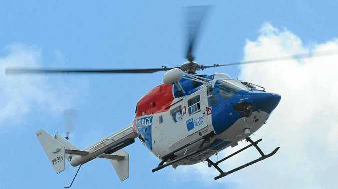 The AGL Action Rescue Helicopter Service comes to the aid of about four people each day between Bundaberg and northern New South Wales and west to Murgon.