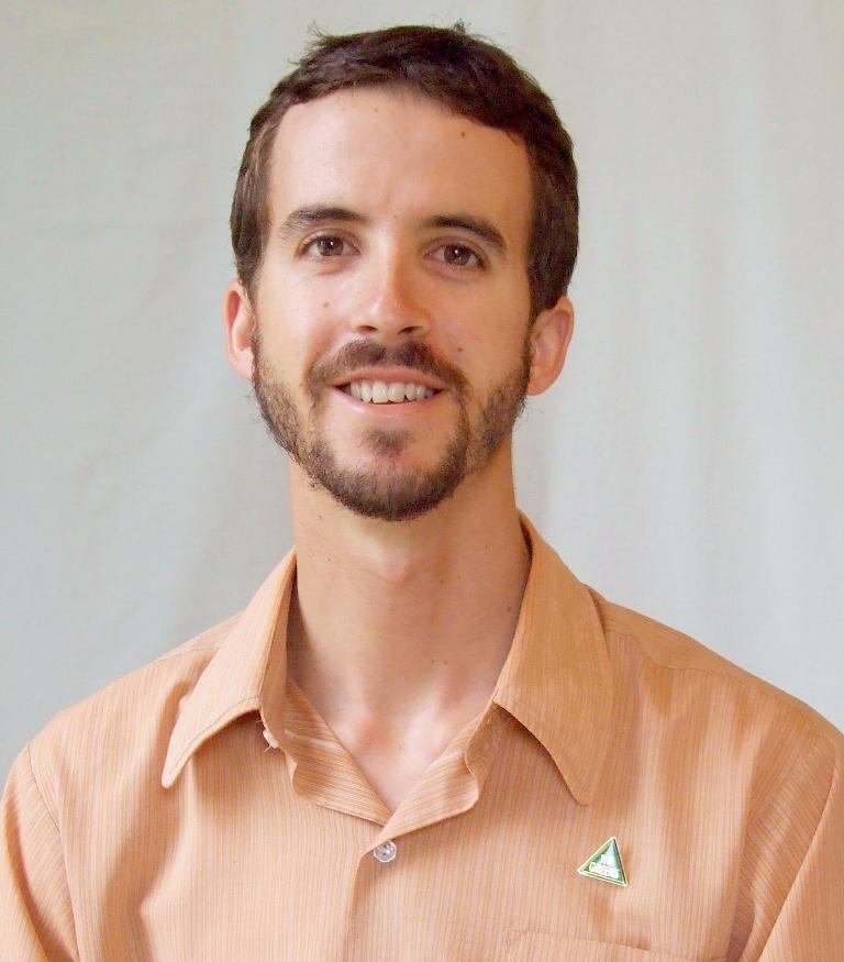 Greens candidate for Dawson Jonathon Dykyj.