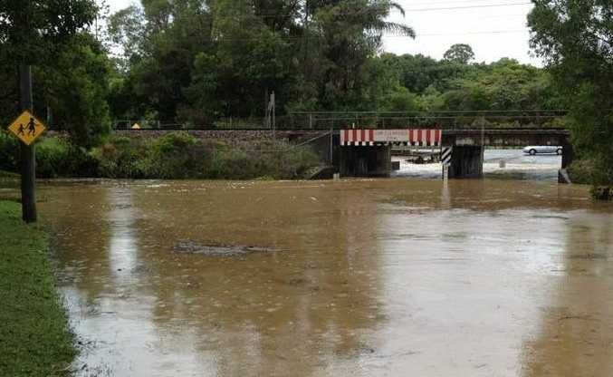 Coast residents are being warned of more flash flooding today.