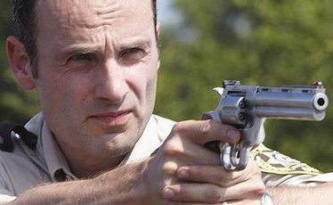 Andrew Lincoln from The Walking Dead. Photo / Supplied