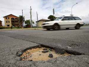 Council working to fix potholes