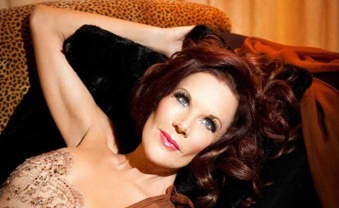 Rhonda Burchmore's new show Cry Me A River: The World of Julie London will debut at the Brisbane Powerhouse.