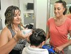 Treating for head lice is a headache