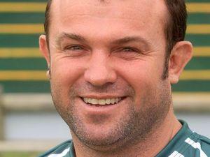 Cudgen coach to play on field