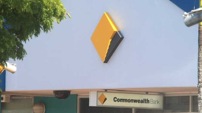 Commonwealth Bank Tree Tops shopping centre Burleigh.