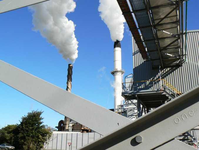 Broadwater Sugar Mill
