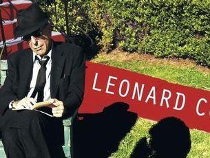 Leonard Cohen, Old Ideas.