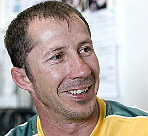 Deon Swart is one step away from the London Olympics.
