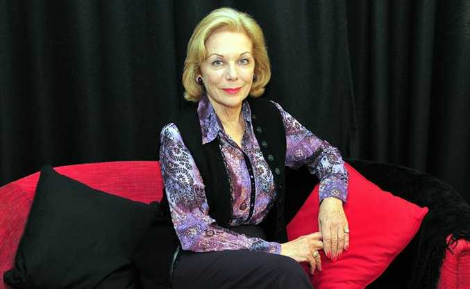 Ita Buttrose pictured at the 2010 Noosa Long Weekend. She will be the keynote speaker at the 2012 Sunshine Coast Business Expo.
