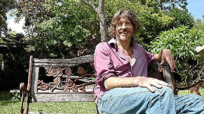 Environmental advocate Mick Daley.