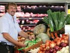 Hatties Super IGA manager Peter Dawson believes prices often reflect the quality of fresh produce.