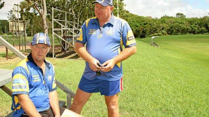 Yeppoon Seagulls coach Steve Stafford and president Dave Hiscox discuss pre-season rugby league plans.