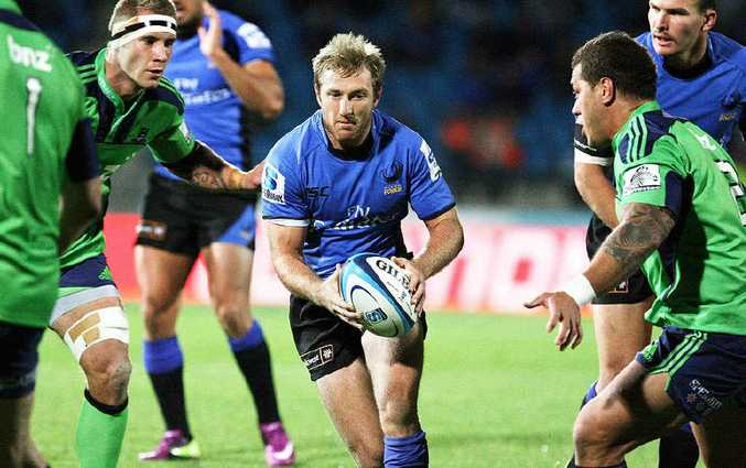 James Stannard will play five-eight for the Western Force in this weekend's trial against the ACT Brumbies in Darwin.