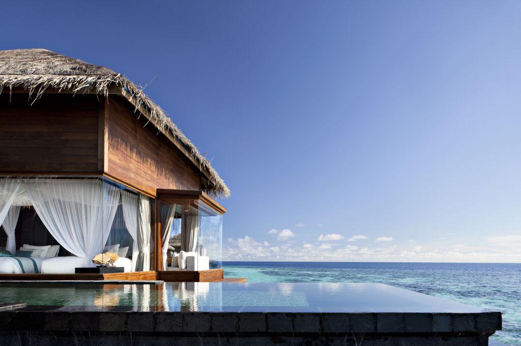 Jumeriah Dhevanafushi Maldives.