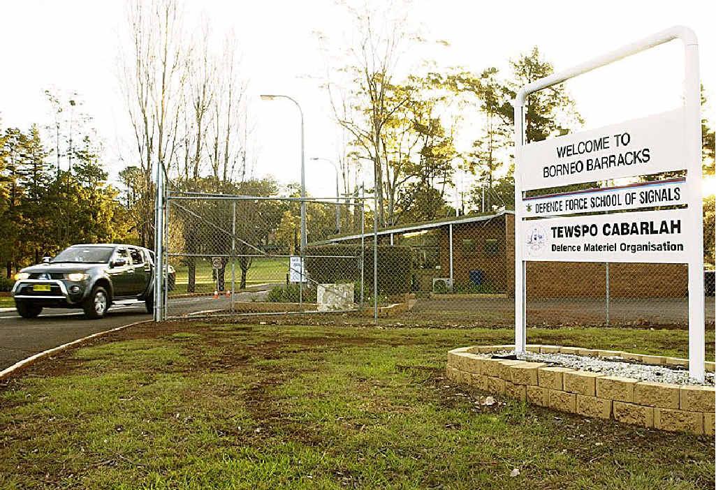 Borneo Barracks Golf Club will be closed today.