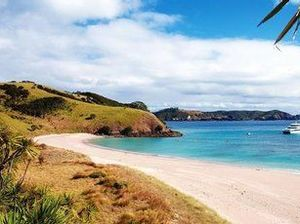 Bay of Islands: All at sea