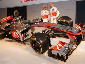 McLaren unveil new MP4-27