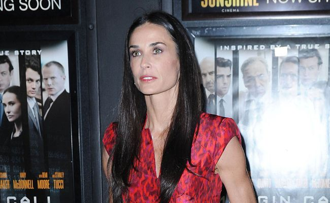 Demi Moore is reportedly