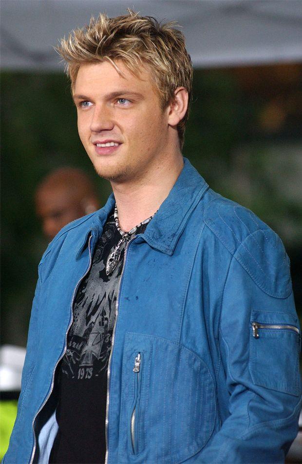 Backstreet Boys singer Nick Carter, Leslie Carter's brother