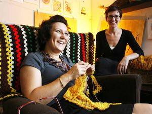 Knitting circles for all ages