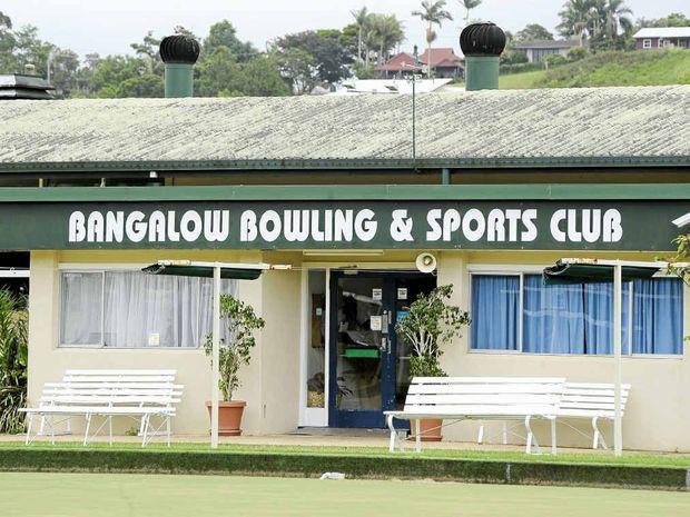 The Bangalow Bowling Club.