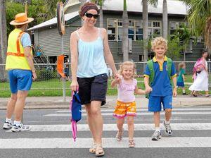 School speed zone times cut