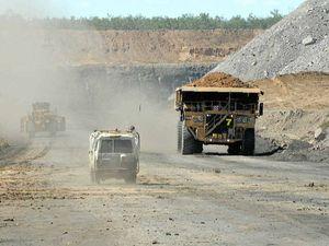 Mining booty brings hardships