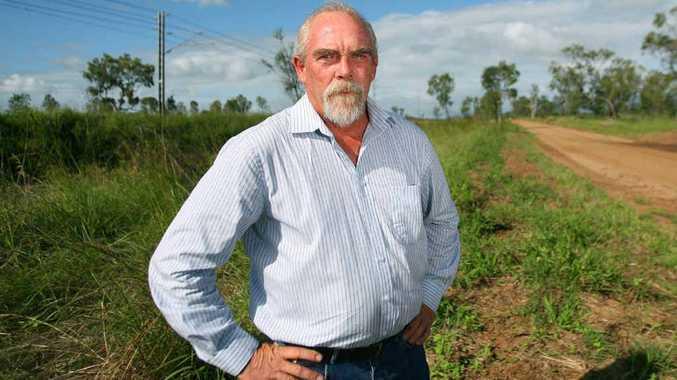 LNP Rockhampton candidate Gavin Finch