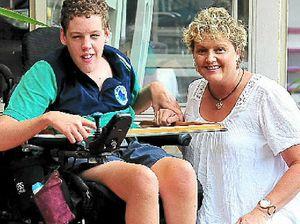 Wheelies in danger on buses