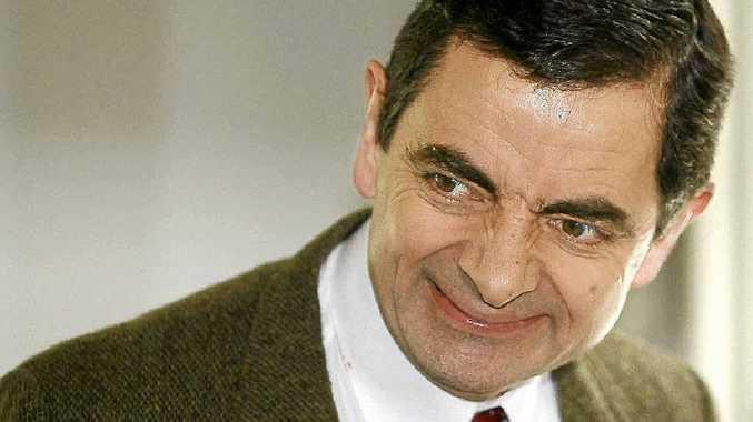 Mr Bean.