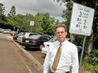 Mayoral candidate Michael Bloyce has a solution to the parking woes at Nambour General Hospital.