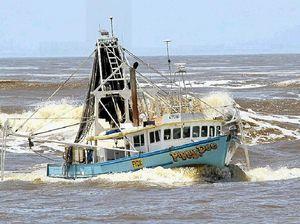 Drama on high seas