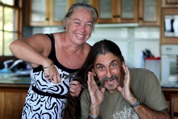 Donna and Michael Davies