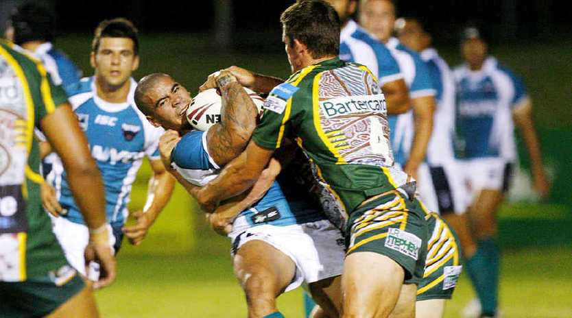 The Ipswich Jets were impressive in their opening trial against the Penrith Panthers on Friday night.