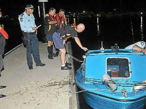'Coastguard botched my rescue'
