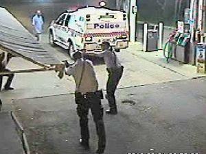 Police nab servo robber