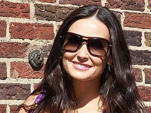 Demi Moore's daughter set her up with her new boyfriend