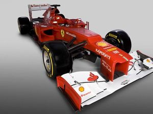 Ferrari prancing over new F1 deal