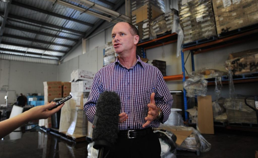 Premier Campbell Newman backed the Land Court's decision.