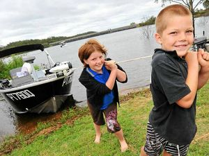 Boaties set to slow down