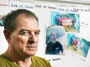 'Wall of shame' to deter thieves