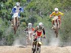 Riders had a tough day at the home of the Hervey Bay Moto-X Club, Dundowran Park, on the opening day of the season.