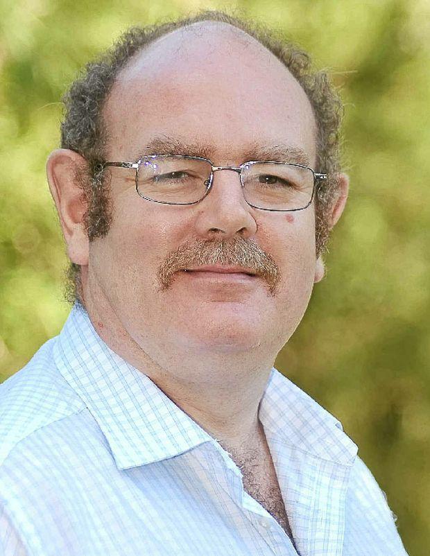 SCU's Head of Health and Human Sciences, Professor Iain Graham.