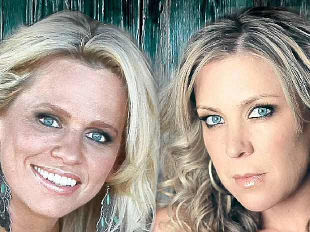 Gina Jeffreys and Beccy Cole bring their country tunes to Ballina this Sunday.