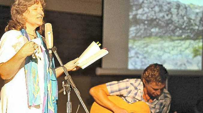 Laura Jan Shore and Mark Heazlett combine talents this Friday.