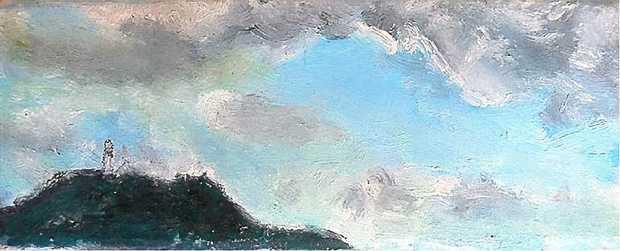 Toward the Cape by Carolyn Cleak