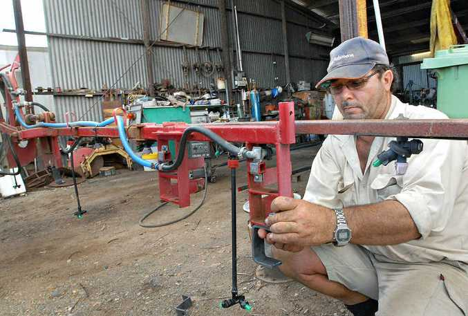 Oakenden cane farmer Joe Muscat wants Mackay Sugar to stay in the hands of growers, but is concerned the mill might be next in the line for a takeover bid.