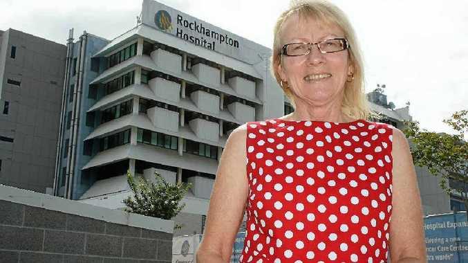 Rockhampton Hospital's Dr Beres Joyner has been appointed Staff Specialist – Eminent Status.