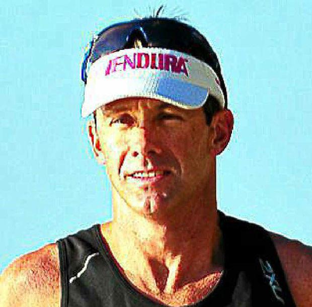 Olympic triathlete Craig Walton.